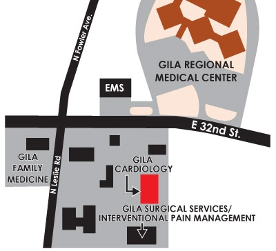 Gila Regional Medical Center Emergency Room
